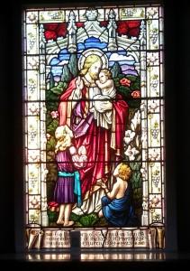 Church window 1190 x 1690